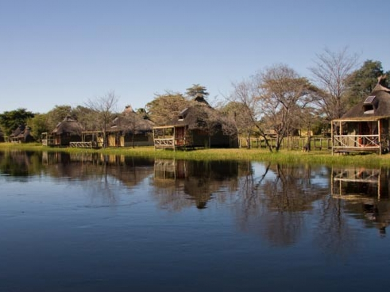Accommodated Safaris